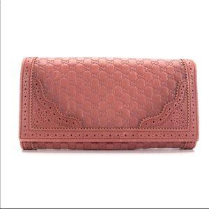 Gucci Japan Exclusive Microguccissima Wallet